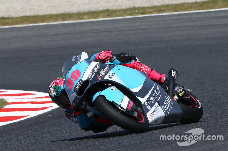 Luis Salom, SAG Racing Team