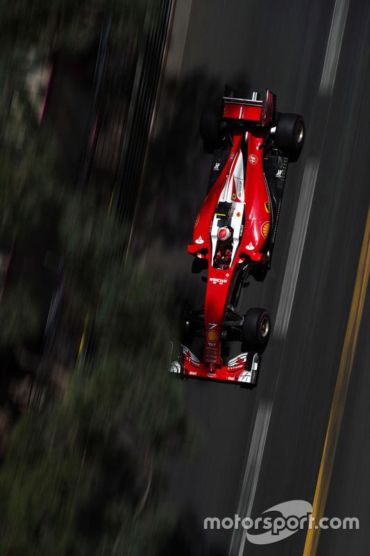 Kimi Räikkönen, Ferrari SF16-H