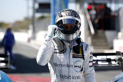 Pole position voor Gary Paffett, Mercedes-AMG Team HWA