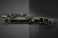 Vergleich: Renault R.S.17 vs. Renault R.S.18