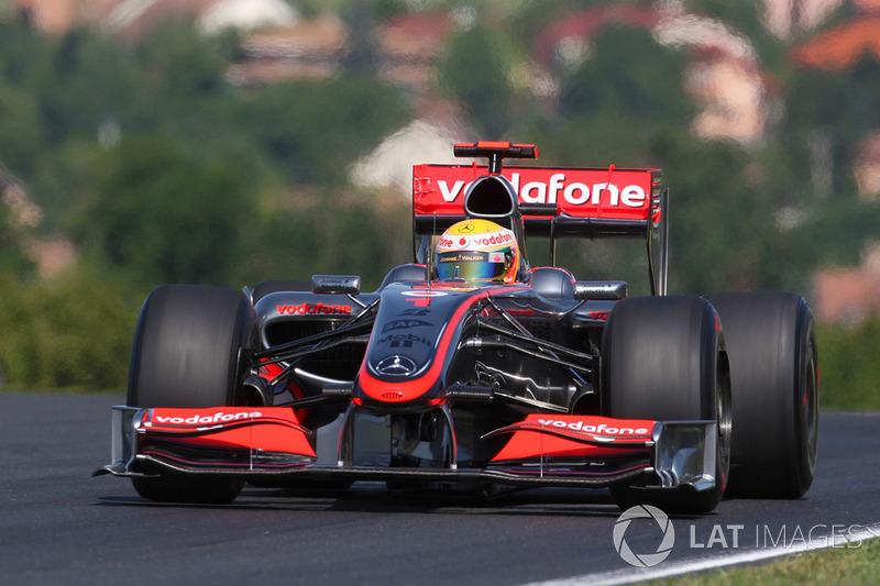 2009: McLaren-Mercedes MP4-24