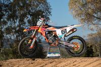 Moto de MX2: Jorge Prado, KTM Factory Racing