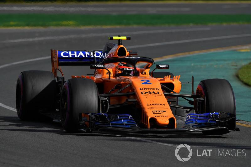 12 місце — Стоффель Вандорн (Бельгія, McLaren) — коефіцієнт 301,00
