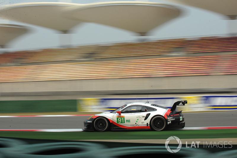 7. GTE-Pro: #91 Porsche GT Team, Porsche 911 RSR