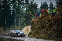 Sébastien Ogier, Julien Ingrassia, Ford Fiesta WRC, M-Sport