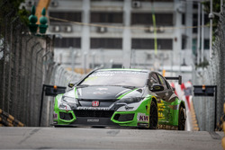 Даніель Надь, Honda Team Zengo, Honday Civic WTCC