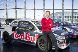 Mattias Ekström met de EKS Audi S1 quattro WRX