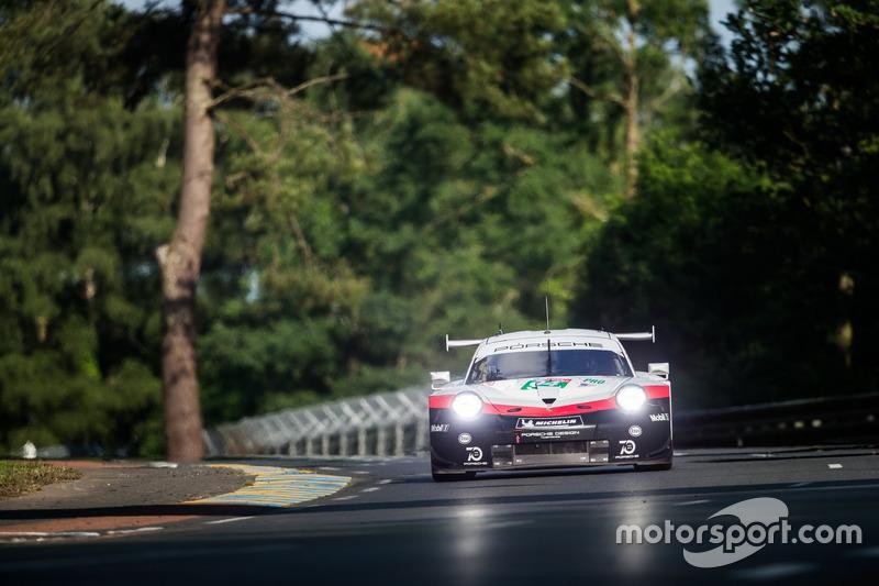 38. #94 Porsche GT Team Porsche 911 RSR