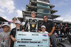 Володар поулу Ед Карпентер, Ed Carpenter Racing