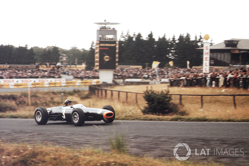 1964: Graham Hill (BRM P261)