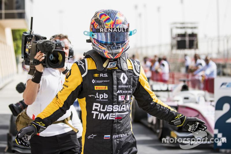 ... sa septième en GP2/F2