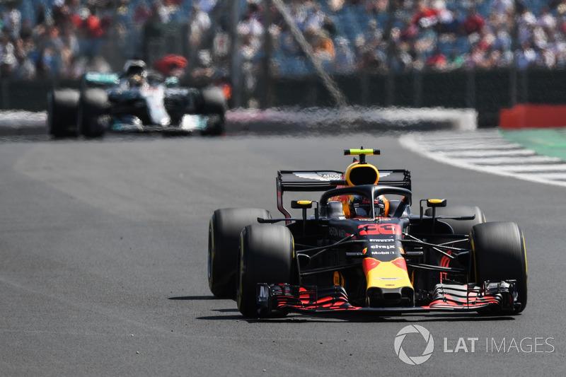 Ausfall: Max Verstappen, Red Bull Racing RB14