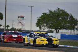 #76 TA2 Chevrolet Camaro, Anthony Honeywell of Stevens Miller Racing/Honeywell Competition