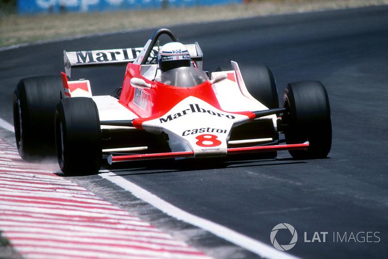 1979-1980: McLaren M29