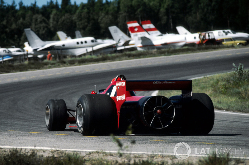Brabham BT46B, à moteur Alfa Romeo (1978)
