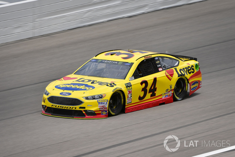 36. Michael McDowell, Front Row Motorsports, Ford Fusion Love's Travel Stops