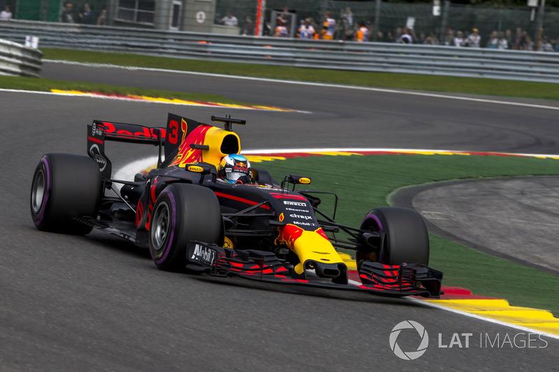 4. Даніель Ріккардо, Red Bull — 132