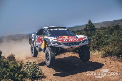 Peugeot 3008 DKR Maxi unveil