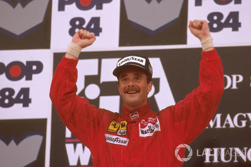 1989: первая победа в Ferrari