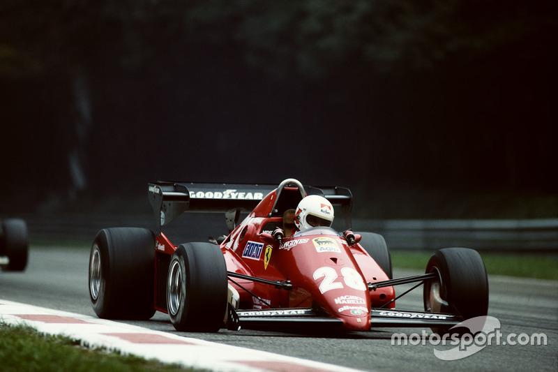 1983: Ferrari 126C3