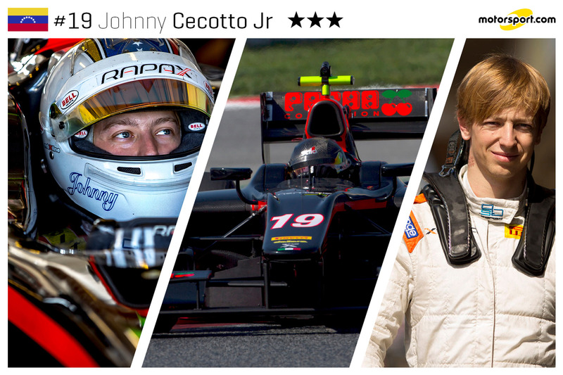 Johnny Cecotto Jr - 27 ans