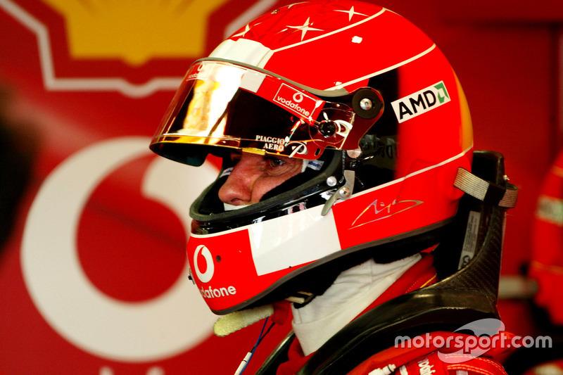 2004 год: Ferrari
