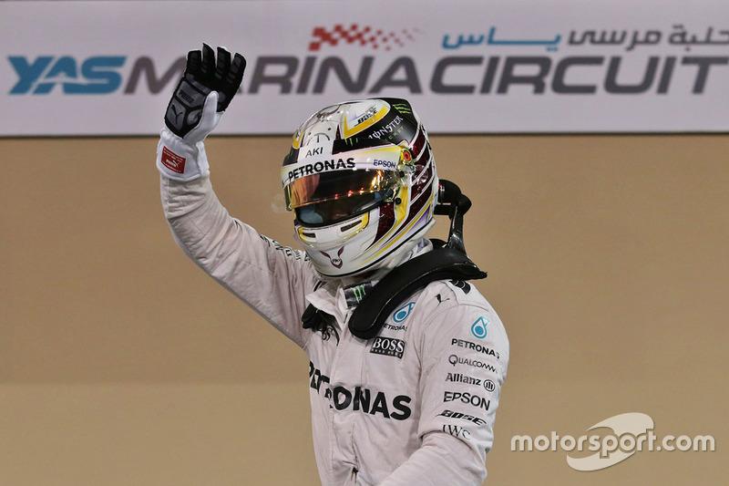 Poleman: Lewis Hamilton, Mercedes AMG F1
