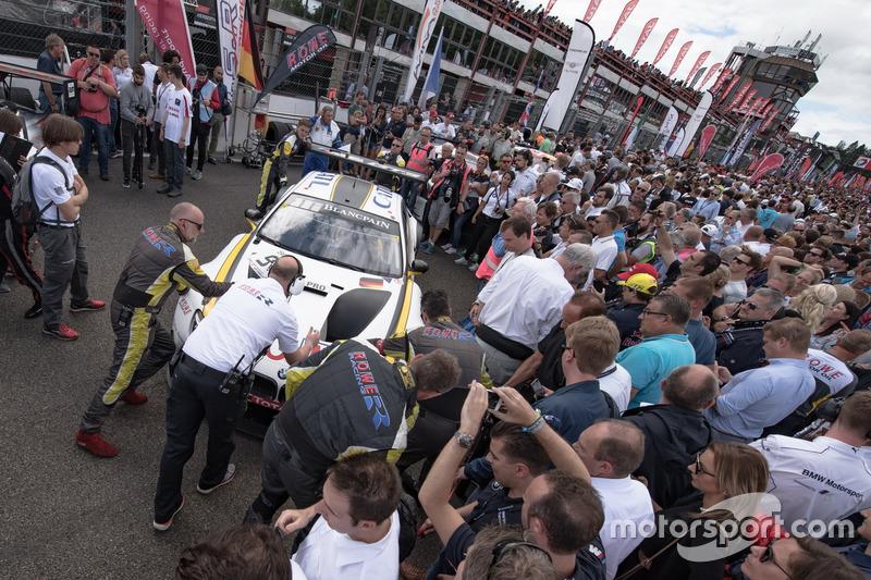 #99 Rowe Racing BMW M6 GT3: Александр Сімс, Максим Мартен, Філіп Енг