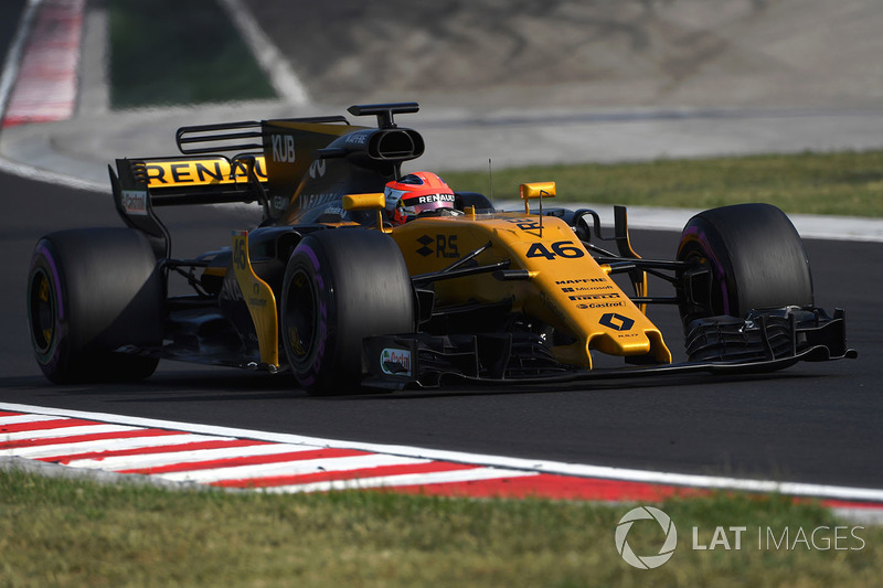 Роберт Кубіца, Renault Sport F1 Team RS17