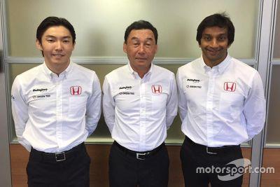 Nakajima Racing unveil