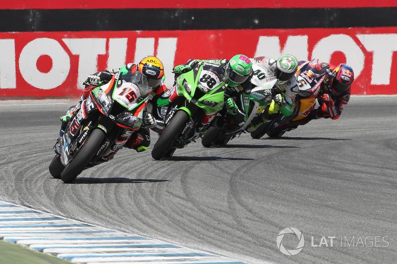 Алекс де Анжеліс, Ренді Крумменахер, Puccetti Racing, Роман Рамос, Team Go Eleven, Штефан Брадль, Honda World Superbike Team