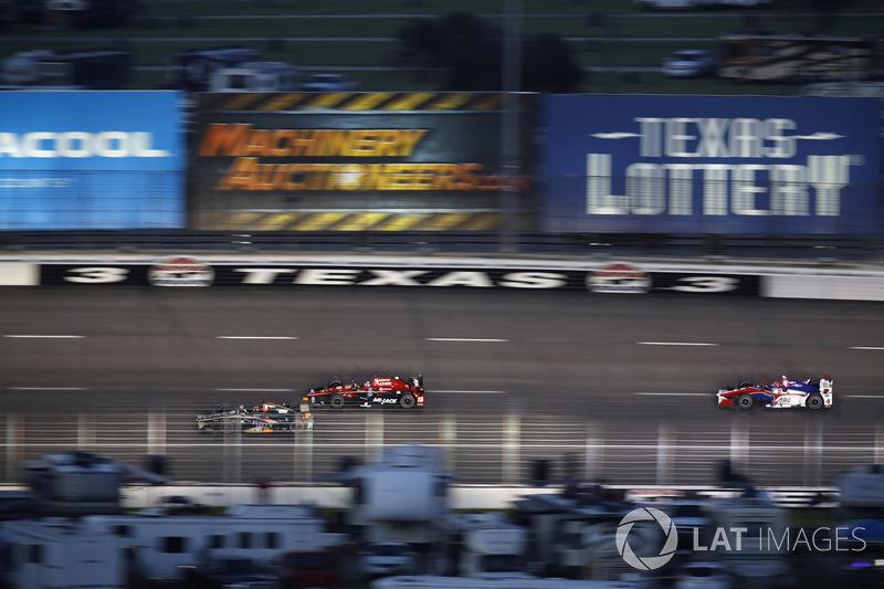 J.R. Hildebrand, Ed Carpenter Racing Chevrolet Graham Rahal, Rahal Letterman Lanigan Racing Honda