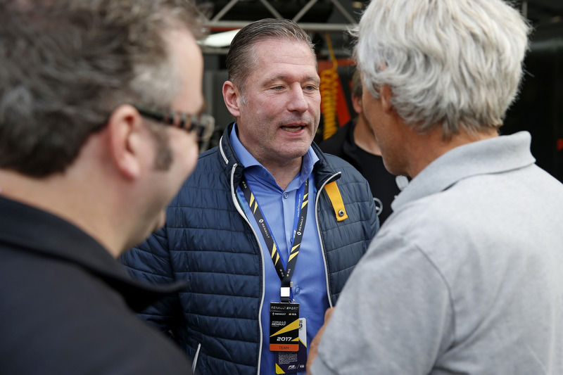 Jos Verstappen, former Formula One driver