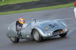 1954 Cooper-Jaguar T33, Chris Ward