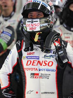Камуі Кобаясі, Toyota Gazoo Racing
