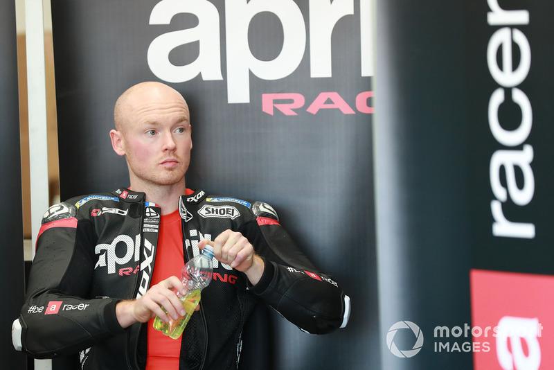 Бредлі Сміт, Aprilia Racing Team Gresini