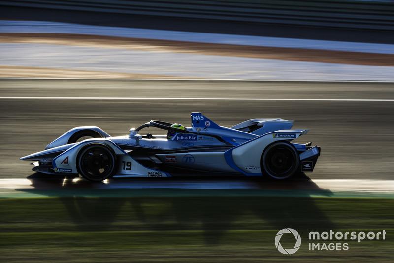 Felipe Massa, Venturi Formula E