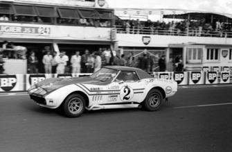 Henri Greder / Marie-Claude Beaumont, Greder Racing Chevrolet Corvette Stingray