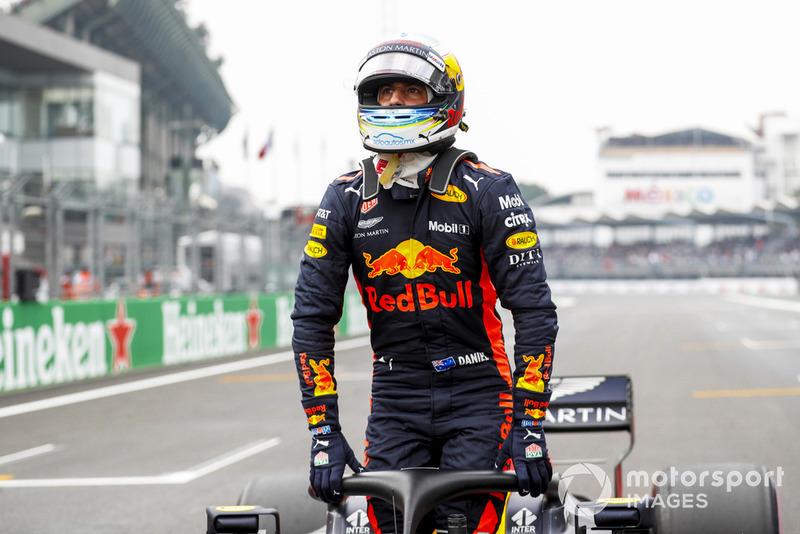 5. Даніель Ріккардо (Red Bull)