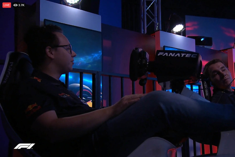 Round 2 of the Formula 1 Esports Pro Series