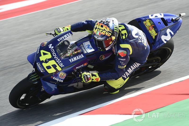 GP de San Marino - Valentino Rossi