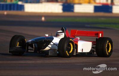 Test di dicembre a Silverstone