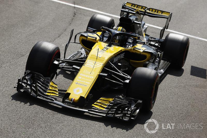 19 місце — Ніко Хюлькенберг, Renault. Умовний бал — 4,39