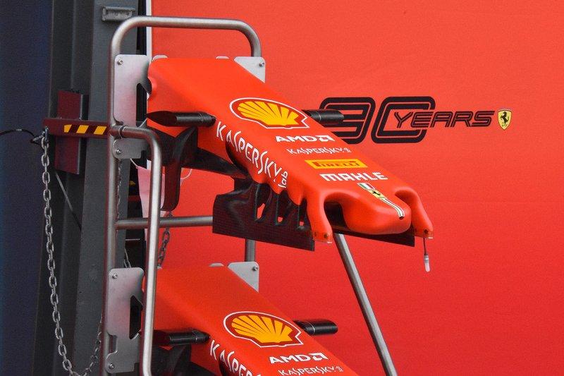 Ferrari SF90: Frontpartie