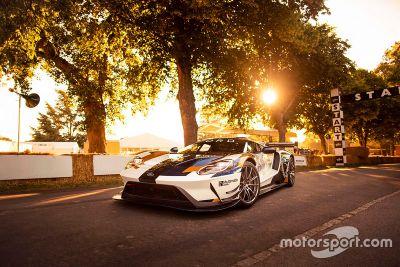 Ford GTE unveil