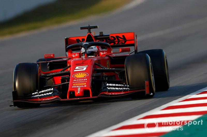 1re : Ferrari SF90