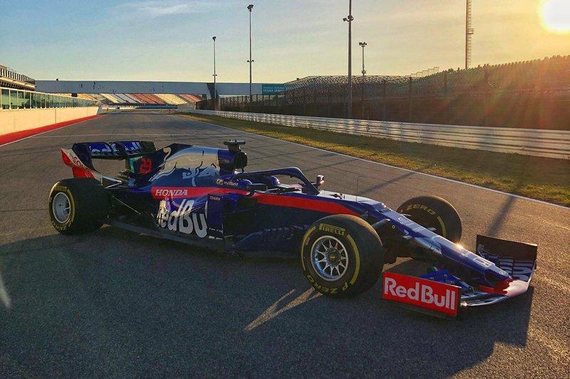 Präsentation: Toro Rosso STR14