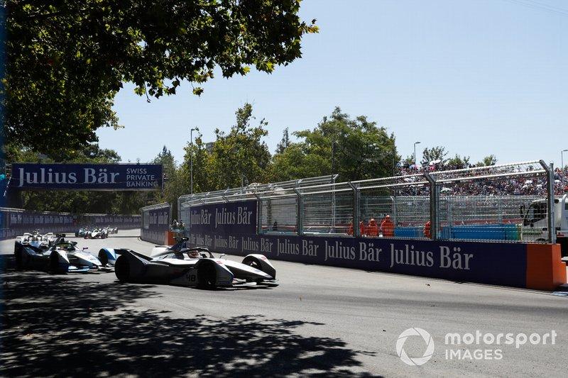 Edoardo Mortara Venturi Formula E, Venturi VFE05 Alexander Sims, BMW i Andretti Motorsport, BMW iFE.18