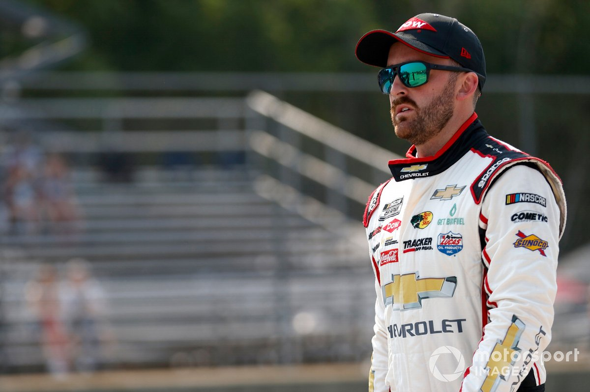 Austin Dillon, Richard Childress Racing, Chevrolet Dow Salutes Veterans