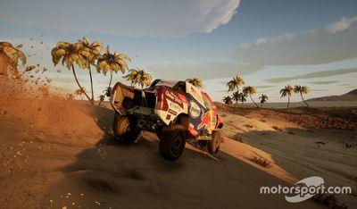 Nuevo videojuego del Dakar